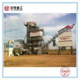 Mistura quente do cilindro de secagem planta de mistura do asfalto da proteção ambiental de 80 T/H com baixa emissão
