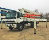 ISUZU LKW-Eingehangene konkrete Hochkonjunktur-Pumpe, 37M. 42M, 48M Betonpumpe-LKW