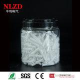 Spina di parete di plastica di nylon della grappa di collegamento con la certificazione di RoHS del CE