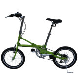 Велосипед стали углерода Multi скорости быстро складной