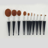 Vente en gros Professional Fat Nana New Umbrella Patent Unique Ownership Makeup Brush Suit