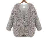 La última señora Cardigan Women Woollen Coat de 2016 otoños