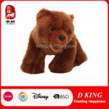 견면 벨벳 아이를 위한 에뮬레이션에 의하여 채워지는 곰 장난감