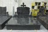 De Europese/Russische/Amerikaanse Grafsteen van het Graniet van de Stijl met het Ontwerp van de Douane