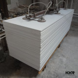 Corian blanc glacier Surface solide feuille acrylique