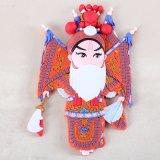 De Chinese Historische rubber-Magneet Artware van de Stijl van Cijfers