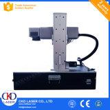 высокая машина маркировки лазера волокна пиковой силы 20W для вспомогательного оборудования ванной комнаты