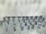 BH-22 de Knop van de Vorm van de cilinder, de Kleine Handvatten van de Deur van het Glas van de Zaal van de Douche