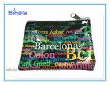 바르셀로나 시리즈는 작은 동전 지갑을 인쇄한다