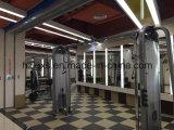 Плитки настила аттестации En71 износоустойчивые резиновый для пригодности