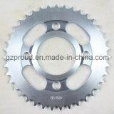 Parte del motociclo della ruota dentata Cg125 del motociclo di alta qualità della Cina