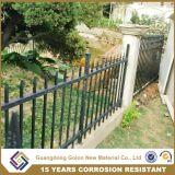 Deluxe Villa résidentiel clôture en fer forgé avec une lance