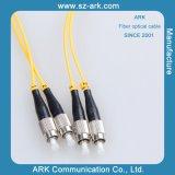 Cable de conexión de fibra óptica de la fábrica de Shenzhen