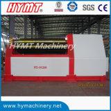 Machine hydraulique de dépliement et de roulement de plaque d'acier du carbone W12S-50X3200