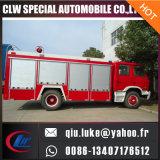 7 metros cúbicos de agua de camiones de bomberos