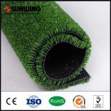 SGSを持つ平らな形10mmのテニスのスポーツの人工的な草