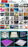 Marcador barato do laser do CNC do CO2 da tabela para a venda plástica de madeira