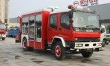 De Vrachtwagen van de Brandbestrijding van Isuzu