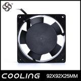 92мм 9225 AC 220 В ЭБУ электровентилятора системы охлаждения корпуса ПК квадратных/круглой рамы водонепроницаемый электродвигателя вентилятора