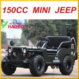 La Chine nouvelle Willys Jeep Lq-Jp Mini pour la vente 110cc 125cc 150 cc 200cc Options