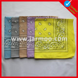 Stock Custom Cheap Wholesale Square Bandana