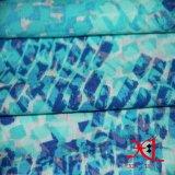 Kleines Blumen-Druck-Muster-Chiffon- Gewebe für das Mädchen-Kleiden