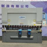 Machine à cintrer contrôlée de commande numérique par ordinateur de pompe servo électrohydraulique de série de We67k