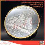 Pièce de monnaie collectable personnalisée d'émail mol