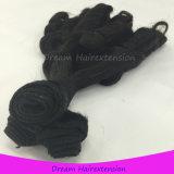 標準的なFunmi伯母さんの大量のロマンスのカールのインドのバージンの毛