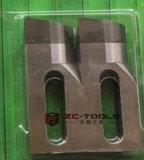 Qualitäts-Legierungtct-Karbid-rundes Rod-Messer-Prägescherblock (A01013)