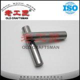 Carboneto cimentado tungstênio Rod de Rod à terra com furo do líquido refrigerante