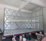 De gedrukte Staal Gegalvaniseerde Tank van het Water van de Tank van de Opslag van het Water