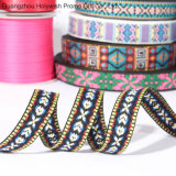 Nylonband-Stickerei-Farbband für Kleid mit 38mm Breiten-Verpackung