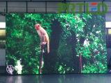 Im Freien P8/P10 Pantalla LED Miete der konkurrierenden Kosten-mit hoher Helligkeit