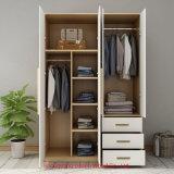 Ventes chaud nouvelle armoire penderie de meubles en bois personnalisé