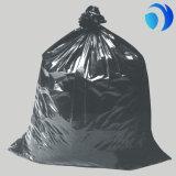 Sacchetto di immondizia di plastica resistente personalizzato poco costoso dei rifiuti 42gal
