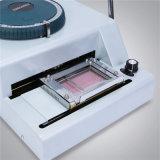 68 - Machine par la carte de crédit gravante en relief manuelle d'estampeur de l'imprimante /ID/VIP/PVC de caractère