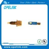 Переходника симплексный Sm оптического волокна для кабеля волокна оптически