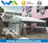 широкий шатер холстины 10m с настилом и эмерджентным выходом