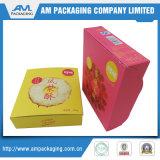 Diseño especial de la cartulina del papel de alimentos del rectángulo fuerte del envasado para el empaquetado de los alimentos de preparación rápida