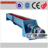 De corrosiebestendige Transportband van de Schroef van het Roestvrij staal