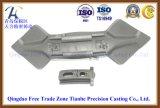 Ts16949、農業機械の部品、投資鋳造、精密植わる、シード耕作する