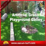 標準景色の庭の装飾的な人工的な泥炭の合成物質の草