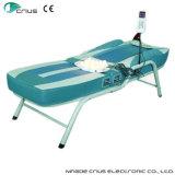 Diapositiva de aceite que empuja el cuerpo masaje cama