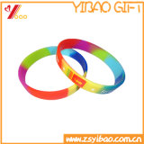 Silicone Wrisband di marchio di Customed dei monili e braccialetto (YB-HD-184)