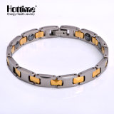 Fabricant Wholesale Tungsten Magnetic Bracelet pour Lady with Nickel Free