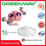 未加工粉のPramiracetamの栄養物の補足Pramiracetam