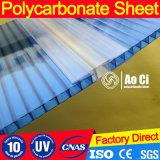Telhado Painel de policarbonato Bayer policarbonato folha de plástico