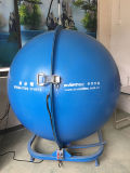 Lámpara fluorescente compacta de 125W 150W Lotus 3000h/6000h/8000h bombilla de ahorro de energía