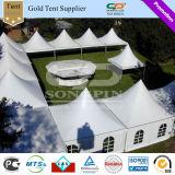 5X5m Markttent voor de Tent van de Pagode van Gebeurtenissen